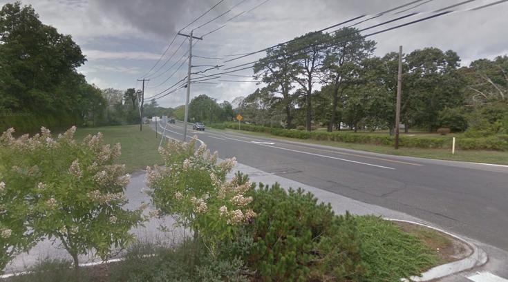 Montauk Highway Crash