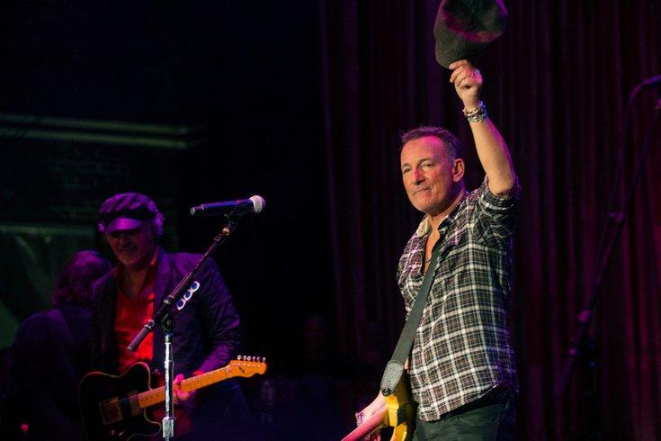 Bruce Springsteen Central Park Concert