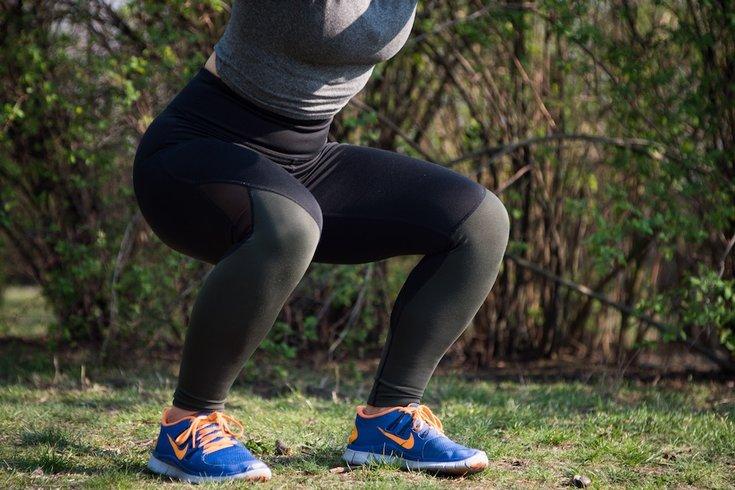 squat challenge hospitalized