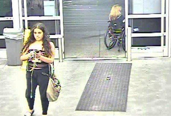 Pennsylvania woman caught urinating on produce in Walmart