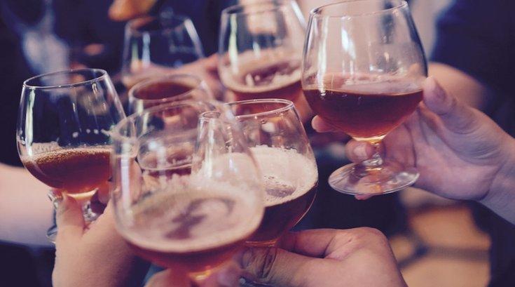binge drinking senior citizens