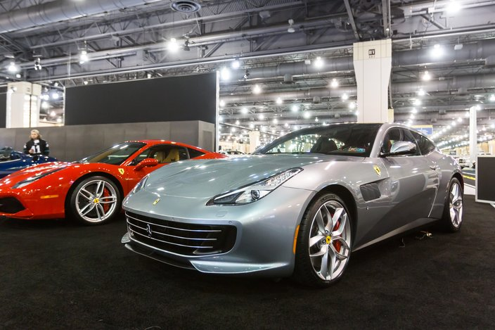 Gallery 15 Photos From The 2018 Philly Auto Show Phillyvoice