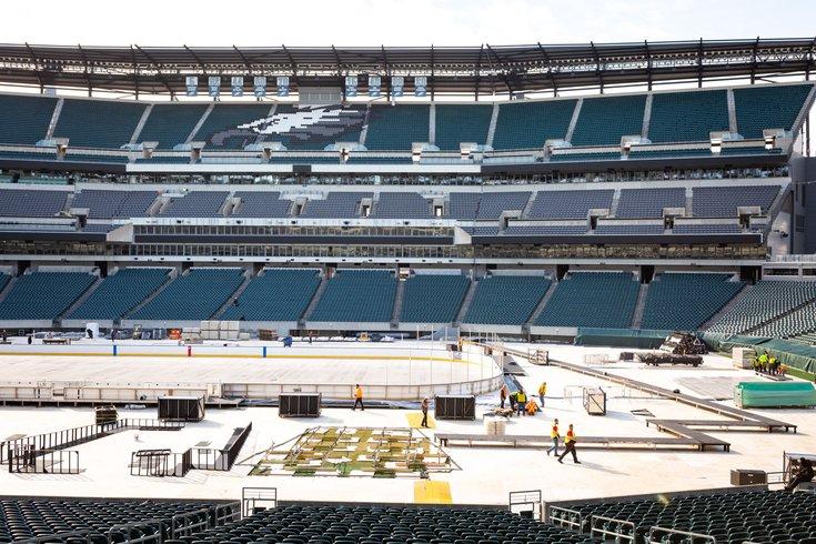 Carroll - Coors Light NHL Stadium Series