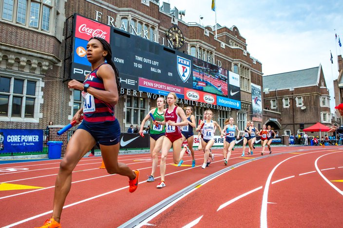 Carroll - 2019 Penn Relays Championship of America Invitational