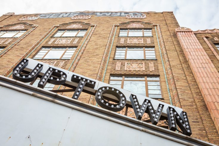 Carroll - Uptown Theater Philadelphia