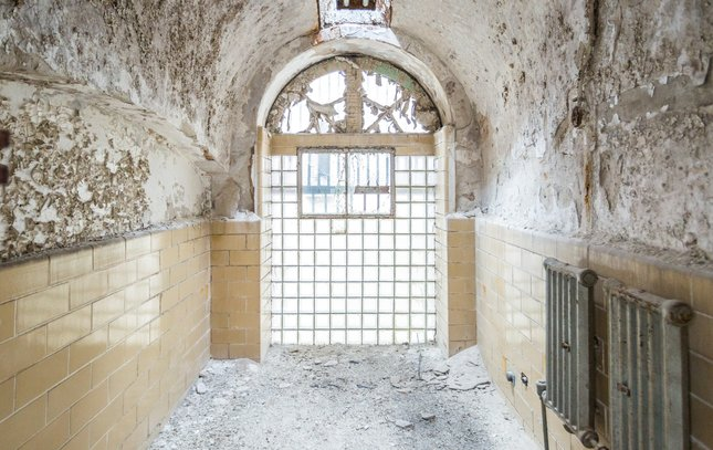 Carroll - Eastern State Penitentiary Cellblock 3