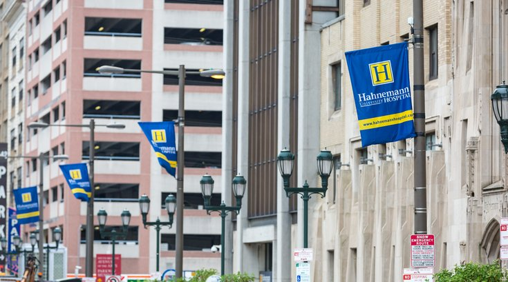 Carroll - Hahnemann University Hospital
