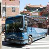 Carroll  - Greyhound Bus in Philadelphia
