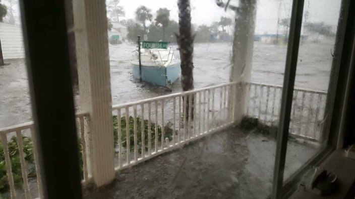 Hurricane Michael, Port St. Joe.