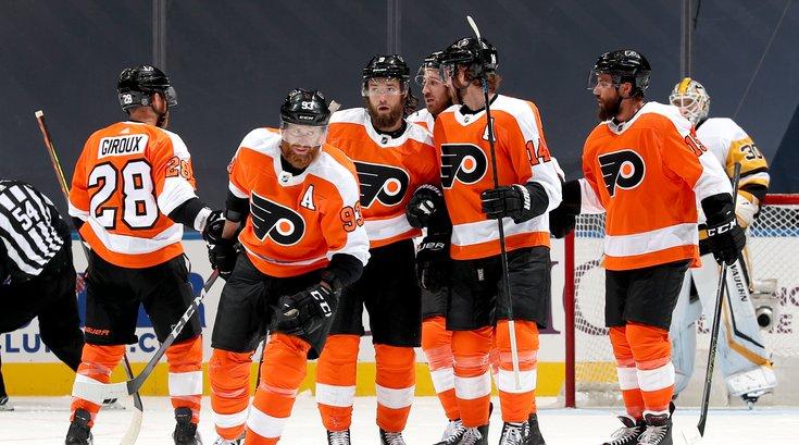 Philadelphia Flyers hype video