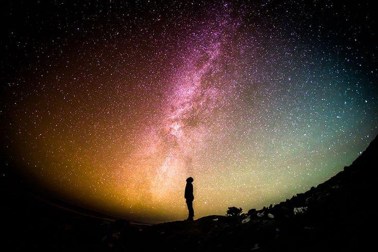 Milky Way Shadow 08032019