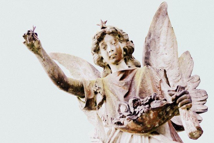 Statue Angel 08032019