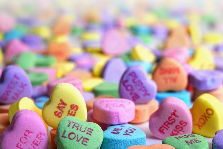 Valentines Day candy 08032019