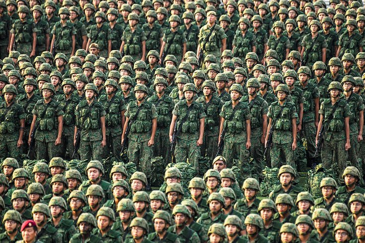War Troops 08032019