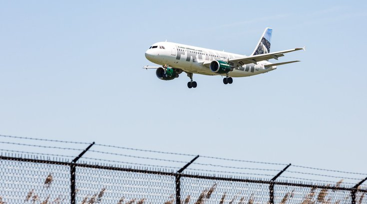 Unruly Passenger, Frontier Airlines