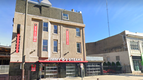 Jimmy G's Steaks Closes