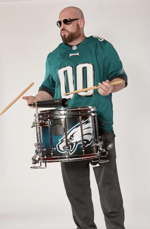 Chaffinch Bio Eagles Drumline