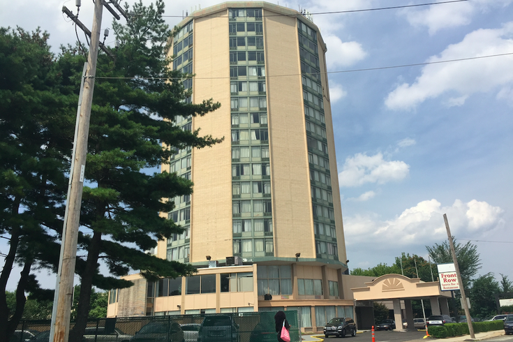 Is this prominent South Philly fixture the worst hotel in