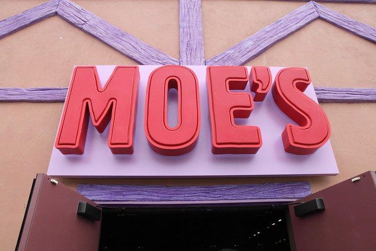Moe's Tavern Pop up