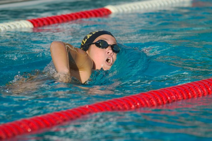 Swimming brain health