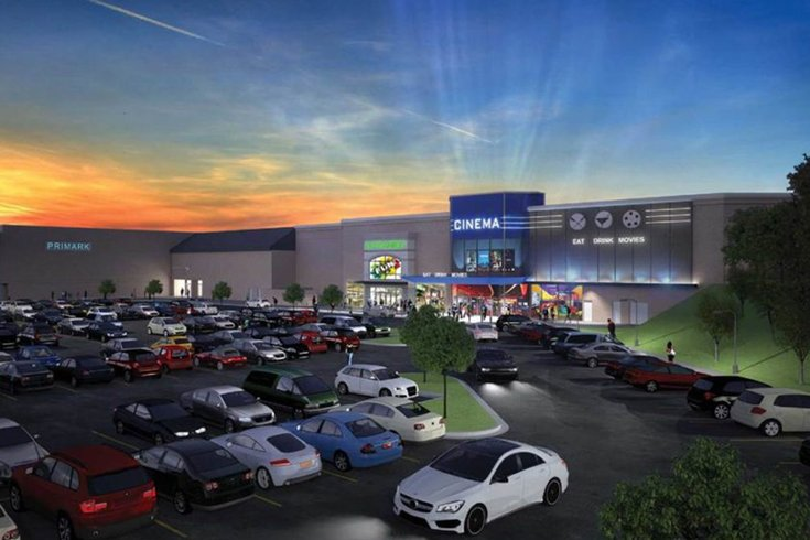 A Movie Theater Is Coming To The Willow Grove Park Mall Phillyvoice