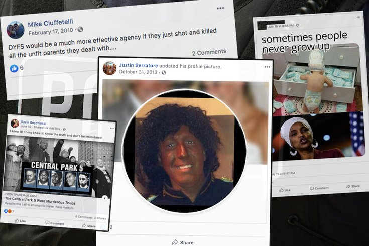 Exclusive: Watchdog group finds offensive social-media posts from 32