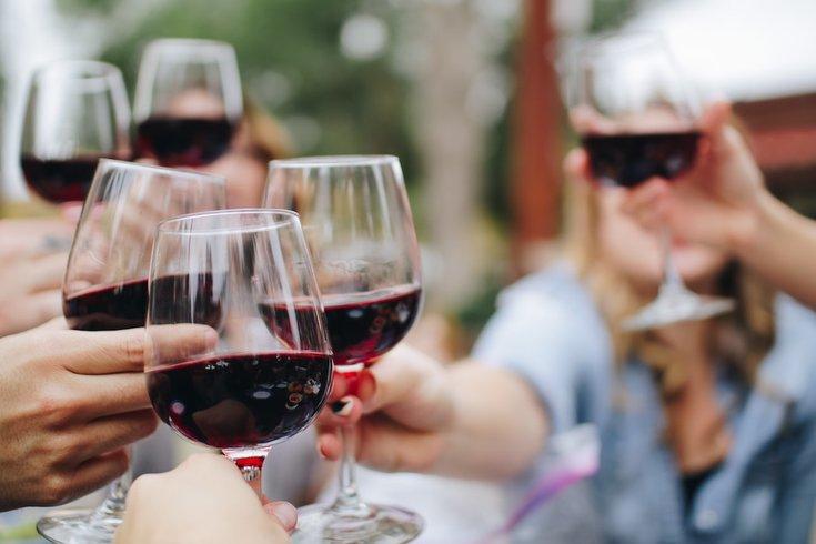 mediterranean diet alcohol