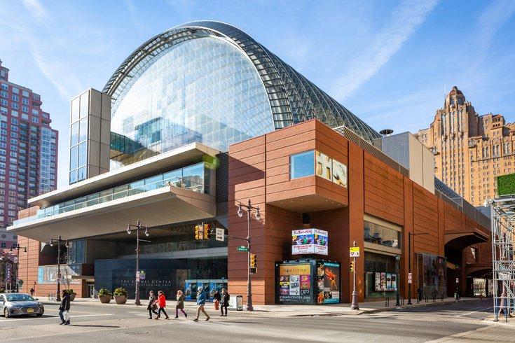 The Kimmel center