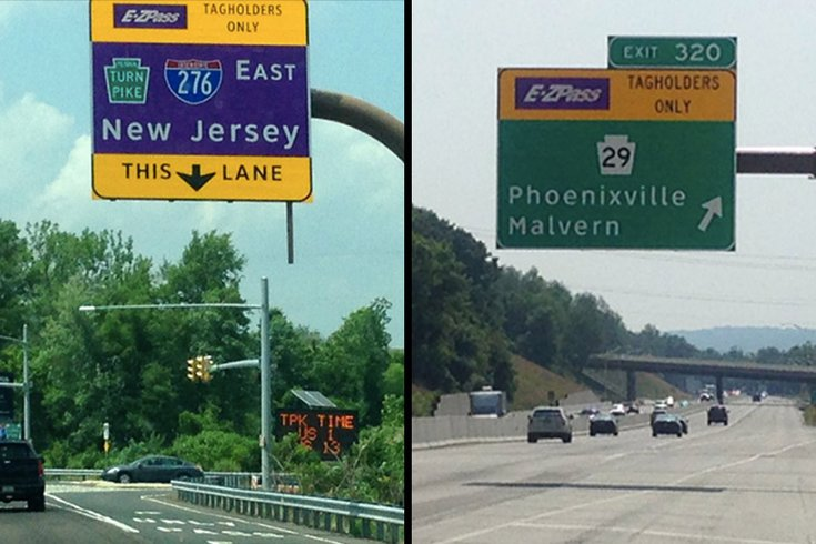 E-ZPass Only' exits violate the notion of American freedom