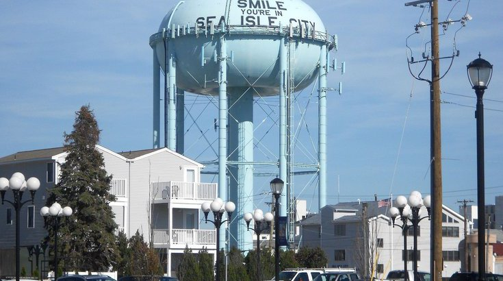 Sea Isle Police NJ