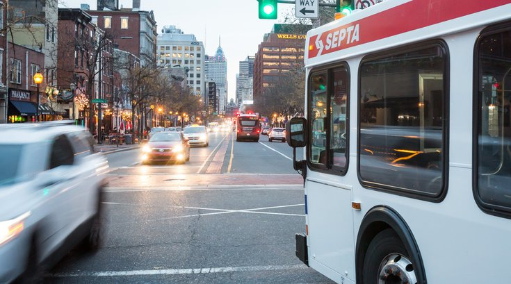 Bus-Only Center City