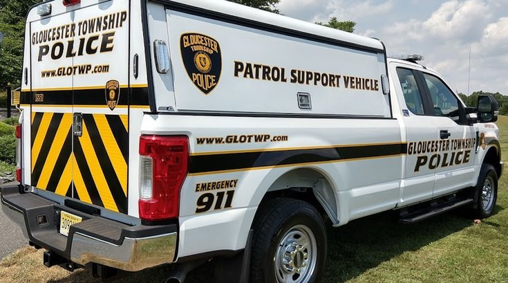 Glouco Police Vehicle 08142019