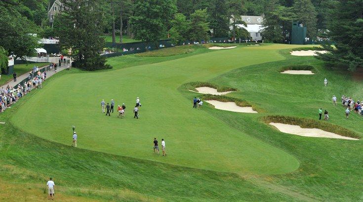 Merion Golf Club U.S. Open