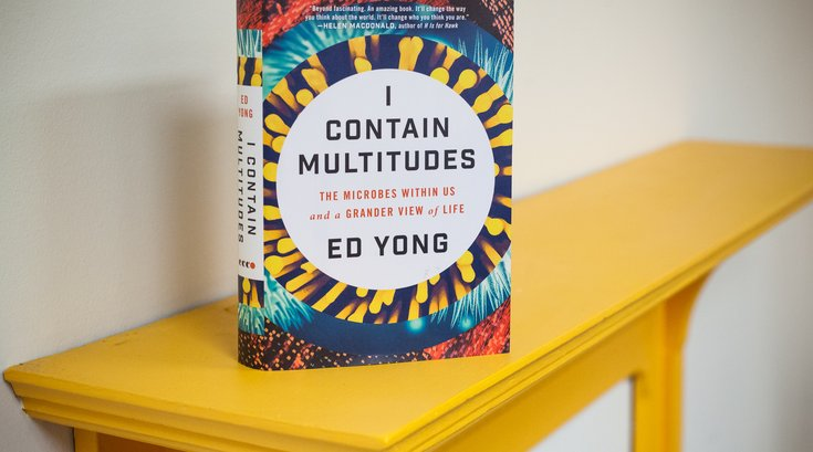 Carroll - Book Review I Contain Multitudes