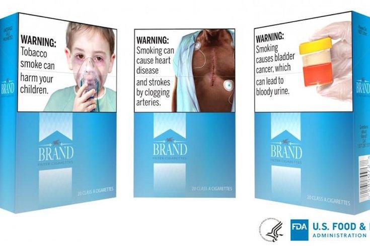 fda cigarette warning