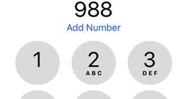 988 Suicide Hotline 08152019