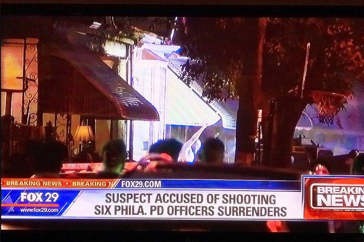 Philadelphia standoff ends Fox29 08152019