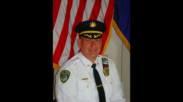 Yardley Police Joe Kelly
