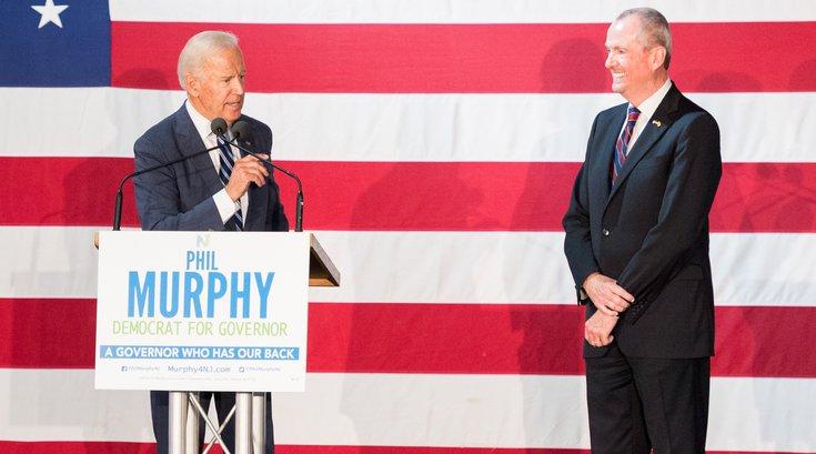 Phil Murphy Joe Biden