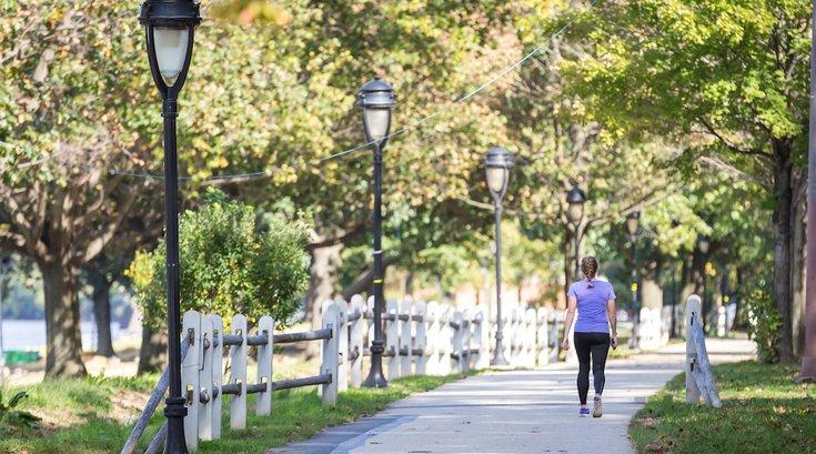 walking favorite exercise