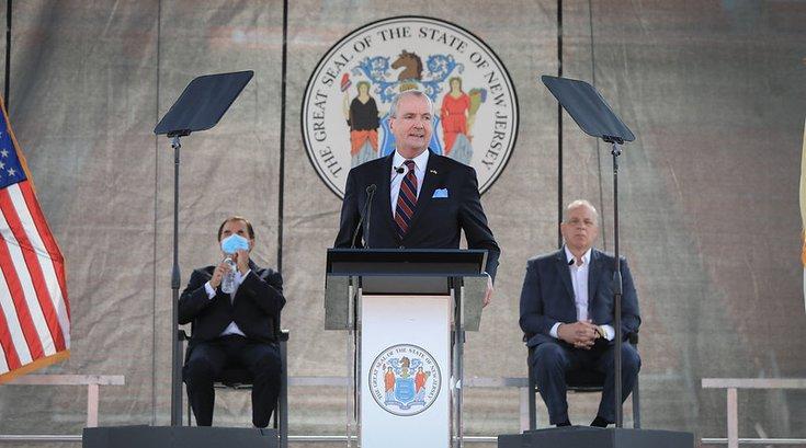 New Jersey budget proposal