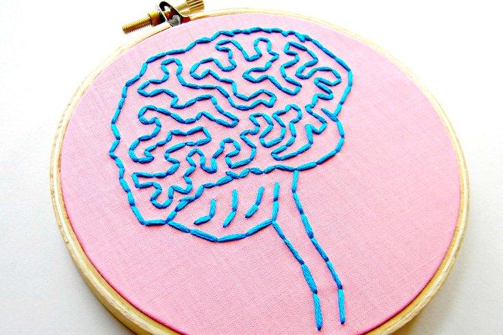 Brain Needlepoint 08262019