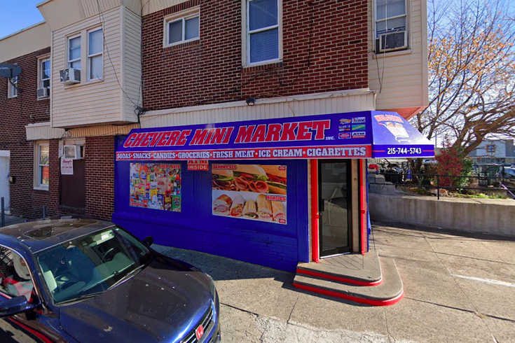 Chevere mini market