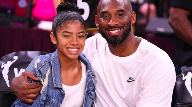 Kobe Gianna Bryant basketball courts