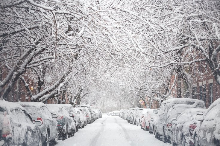 Farmer's Almanac predicts wild winter weather | PhillyVoice
