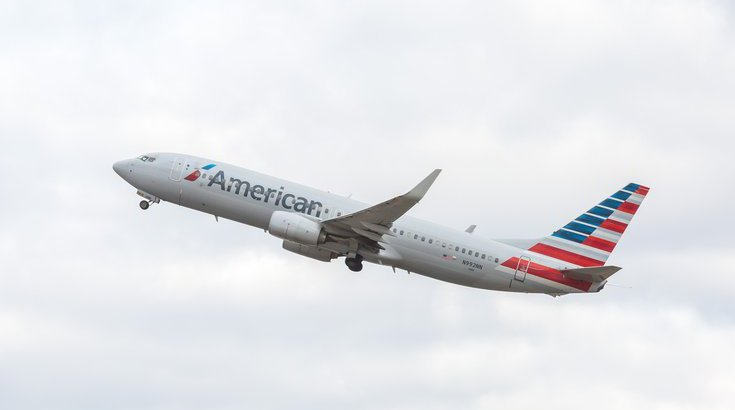 Worcester Philly American Airlines