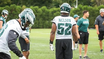 Carroll - Eagles Stock Corey Nelson
