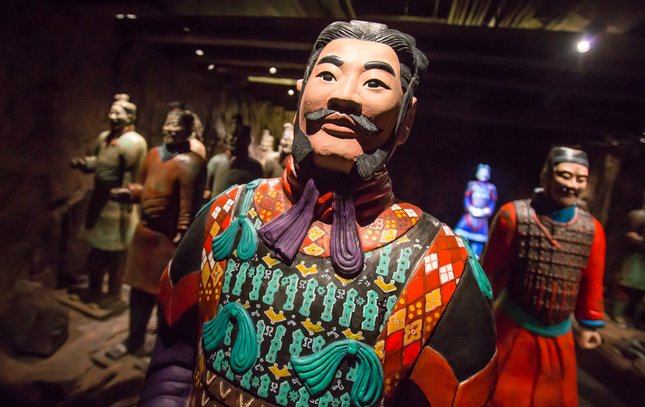 Carroll - Franklin Institute Terracotta Warriors