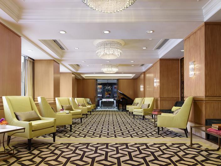Rittenhouse Hotel lobby