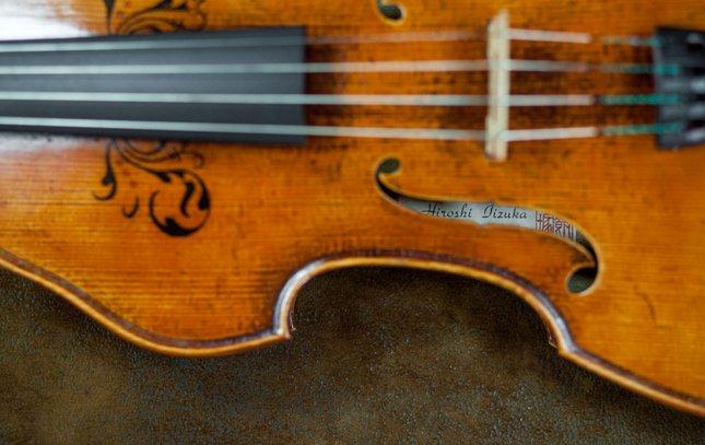 Carroll - Violin Making